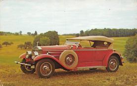 top026379 - Vinatge Auto Pre 1950 Post Card