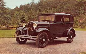 top026385 - Vinatge Auto Pre 1950 Post Card