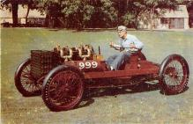 top026389 - Vinatge Auto Pre 1950 Post Card