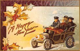 top026401 - Vinatge Auto Pre 1950 Post Card