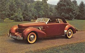 top026409 - Vinatge Auto Pre 1950 Post Card