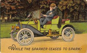 top026433 - Vinatge Auto Pre 1950 Post Card