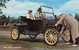 top026437 - Vinatge Auto Pre 1950 Post Card