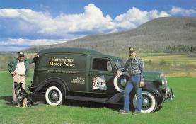 top026439 - Vinatge Auto Pre 1950 Post Card