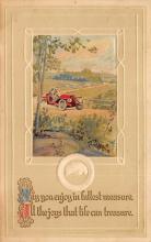 top026447 - Vinatge Auto Pre 1950 Post Card