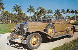 top026449 - Vinatge Auto Pre 1950 Post Card