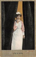 top026557 - Nurse Post Card