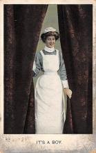 top026561 - Nurse Post Card