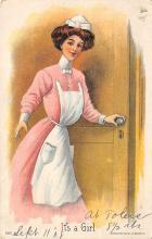top026563 - Nurse Post Card