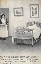 top026565 - Nurse Post Card