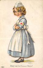 top026577 - Nurse Post Card