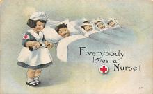 top026579 - Nurse Post Card