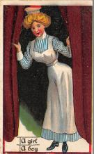 top026587 - Nurse Post Card