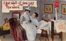 top026595 - Nurse Post Card