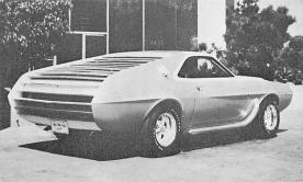 top026761 - Race Car Post Card