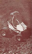 top026769 - Race Car Post Card
