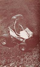 top026779 - Race Car Post Card