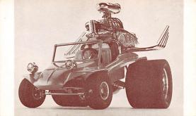 top026783 - Race Car Post Card