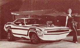 top026787 - Race Car Post Card