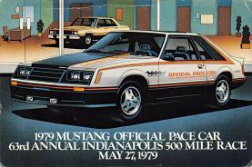 top026827 - Race Car Post Card