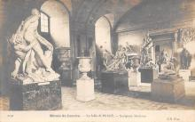 top026843 - Statues / Monuments Postcard