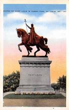 top026845 - Statues / Monuments Postcard