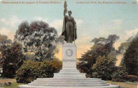 top026847 - Statues / Monuments Postcard