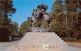 top026851 - Statues / Monuments Postcard