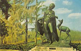 top026853 - Statues / Monuments Postcard