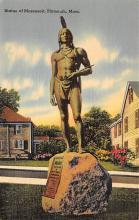 top026855 - Statues / Monuments Postcard