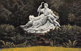 top026863 - Statues / Monuments Postcard