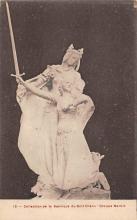 top026865 - Statues / Monuments Postcard