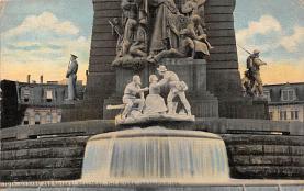 top026867 - Statues / Monuments Postcard