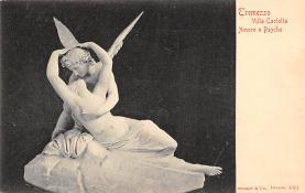 top026879 - Statues / Monuments Postcard