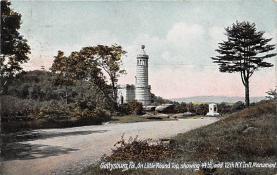 top026899 - Statues / Monuments Postcard