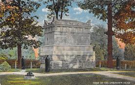 top026903 - Statues / Monuments Postcard