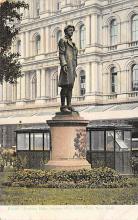 top026927 - Statues / Monuments Postcard