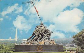 top026929 - Statues / Monuments Postcard