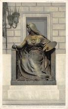 top026967 - Statues / Monuments Postcard