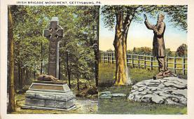 top026981 - Statues / Monuments Postcard