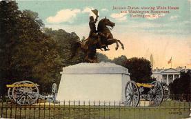 top027001 - Statues / Monuments Postcard