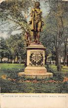 top027013 - Statues / Monuments Postcard