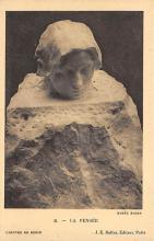 top027025 - Statues / Monuments Postcard