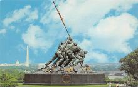 top027039 - Statues / Monuments Postcard