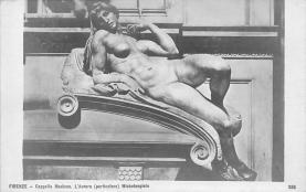 top027049 - Statues / Monuments Postcard