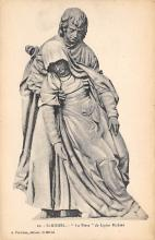 top027065 - Statues / Monuments Postcard