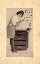 top027193 - Tools Post Card