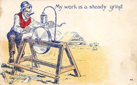top027251 - Tools Post Card