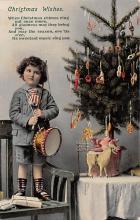 top027429 - Xmas Trees Post Card