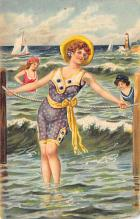 top027473 - Bathing Beauty Post Card